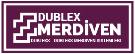 Dubleks Merdivenci Logo