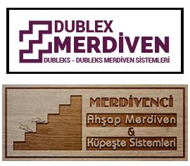 Dubleks Merdivenci Footer Logo